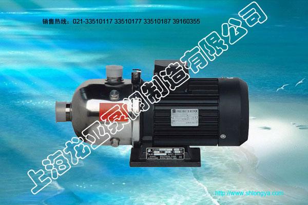 CHLF(T)轻型段式不锈钢多级抽水泵