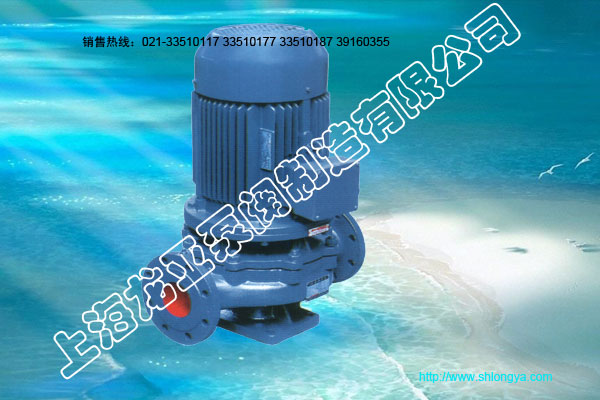ISG抽水泵