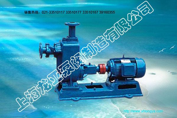 ZX系列不锈钢自吸泵